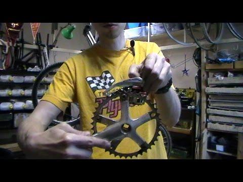 Ремонт переключателя скоростей на велосипеде: настройка переднего переключателя передач.
