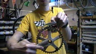 Ремонт переключателя скоростей на велосипеде: настройка переднего переключателя передач.(Описание возможных причин плохой работы переднего переключателя передач велосипеда, его ремонт и настройк..., 2015-05-23T18:03:33.000Z)