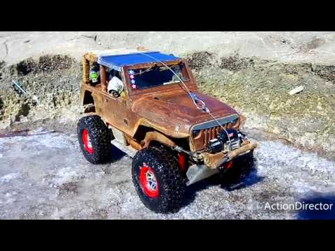 Rc jeep IL FARO DI CARRO Part 2