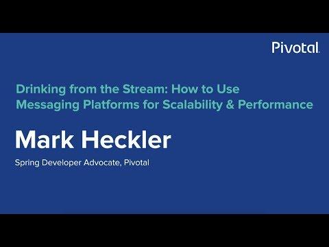 Singapore - Messaging Platforms - Mark Heckler