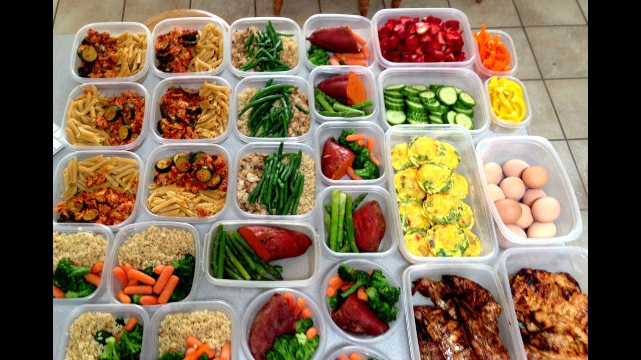 So, What is Meal Prep Exactly?