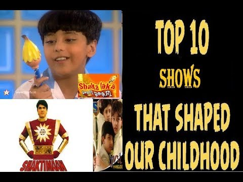 Top 10 Shows of 90's Kids thumbnail