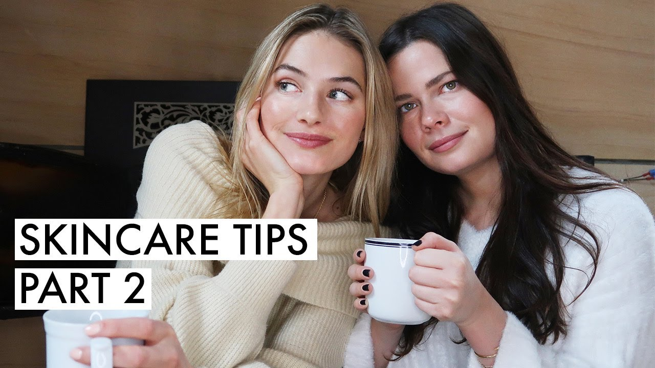 Effective Skincare Tips Pt 10 // Model Skincare Tips, Sunscreen, & What Not  To Use