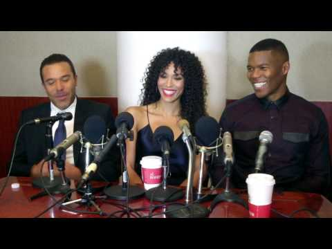 Michael Irby, Brooklyn Sudano, & Gaius Charles Talk Acting Beginnings