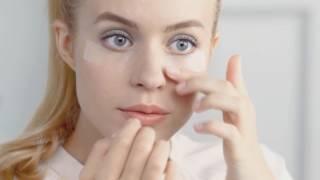 Видеоурок красоты  как наносить рассыпчатые тени