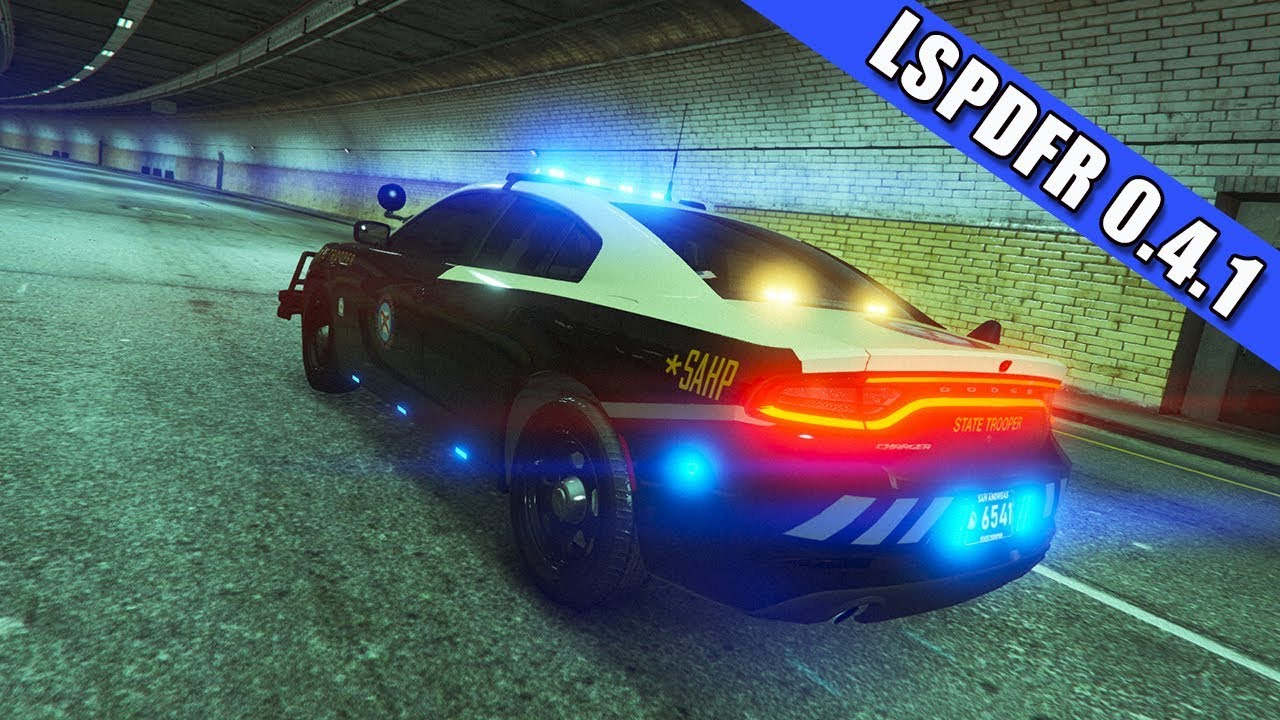 Florida Based Dodge Charger   GTA 5 LSPDFR #585 - Nhạc Mp3