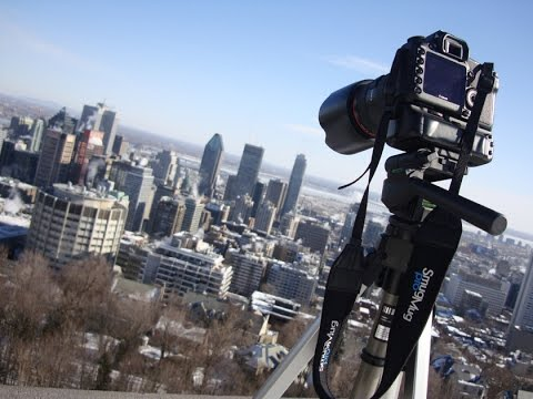 SHOW ME [O] Montréal à travers l'objectif: intro Web TV