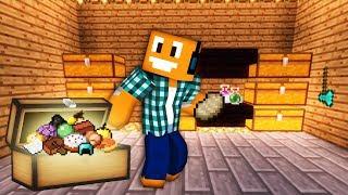 """Minecraft #332 -  """"Wielkie zapasy, nowe posągi, plany!"""""""
