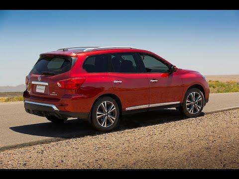 2017 Nissan Pathfinder ROUND DA BLOCK REVIEW