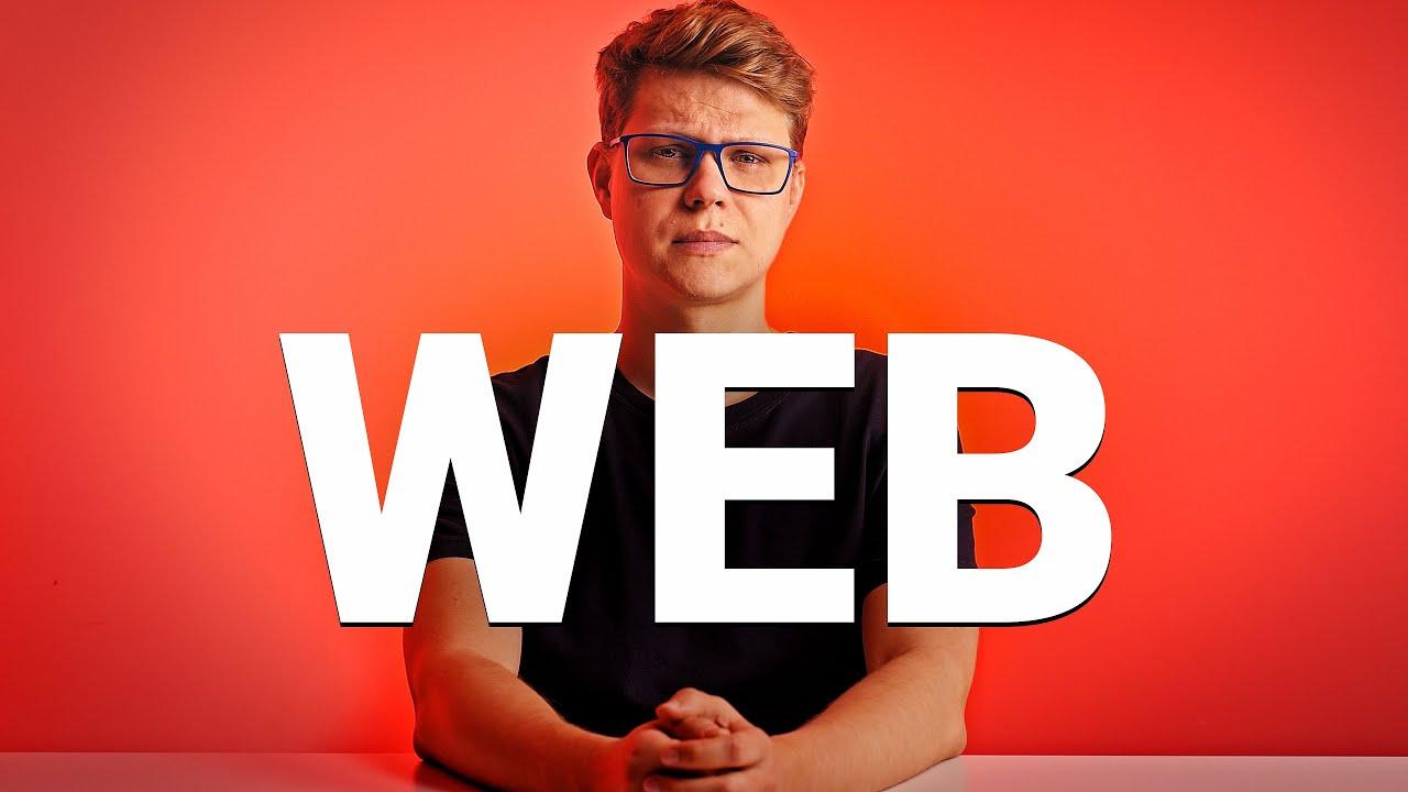 Precisamos Conversar Sobre o Futuro do Desenvolvimento Web