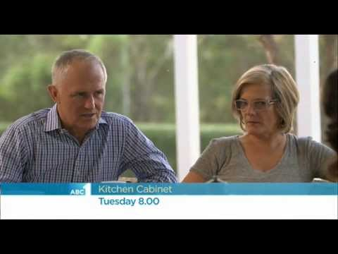 Malcolm Turnbull | Kitchen Cabinet Series 3 | Tuesdays 8pm ABC1 ...
