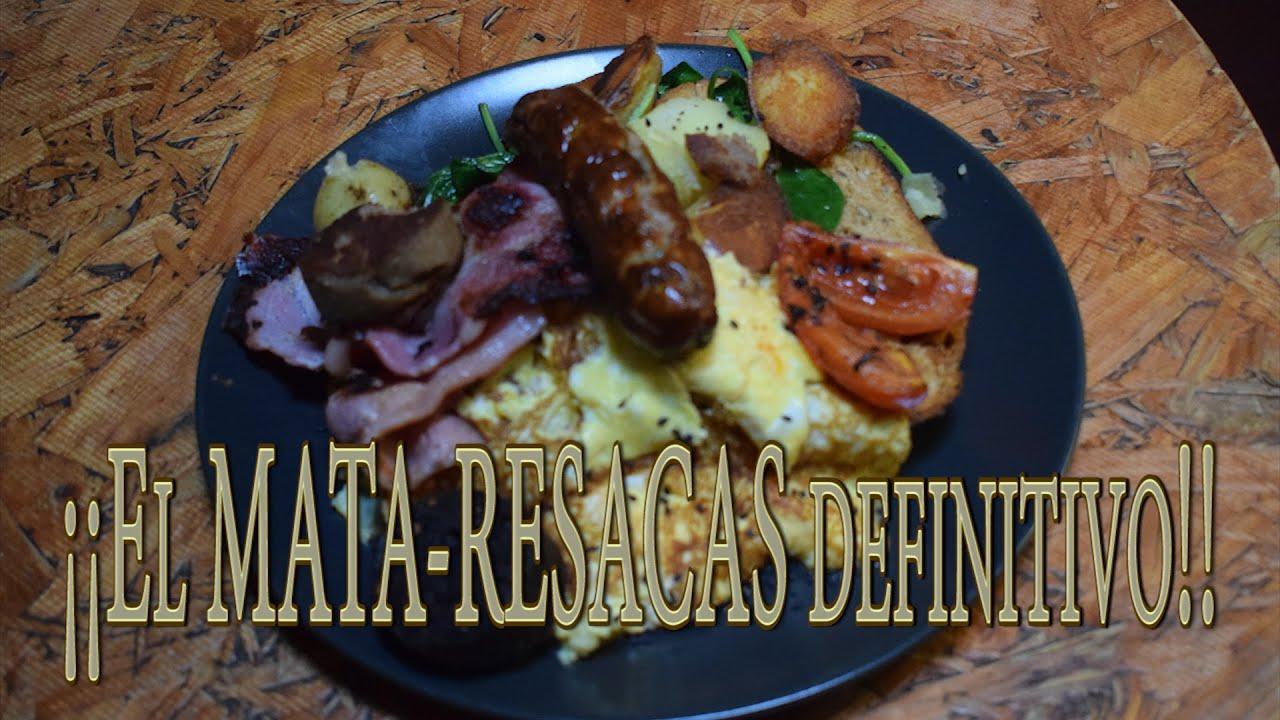El desayuno Irlandés - La cura para una resaca de escándalo