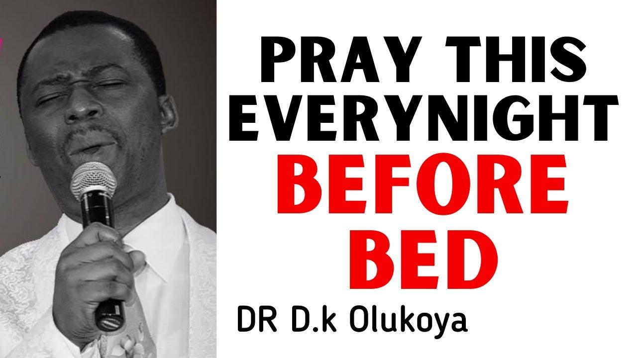 Download Olukoya Midnight Prayers - Pray This Every Night in 2021 - Dr D.k Olukoya