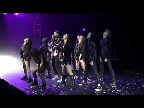 [HD] 151106 Wu Yi Fan ( Kris ) - Bad Girl ( Live at Fantastic Birthday Party )