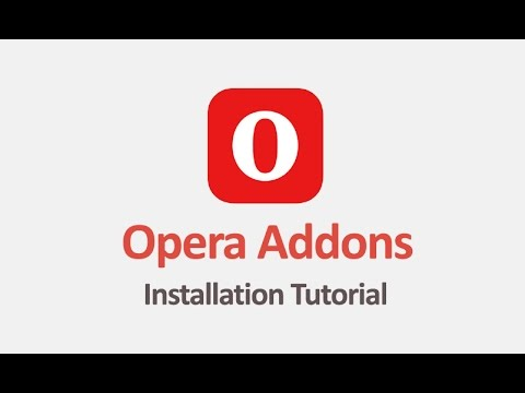 How to Install Addoncrop youtube video Downloader in  Opera Browser