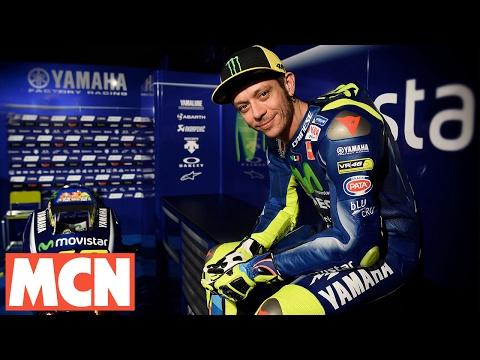 Lin Jarvis interviews Valentino Rossi | Sport | Motorcyclenews.com