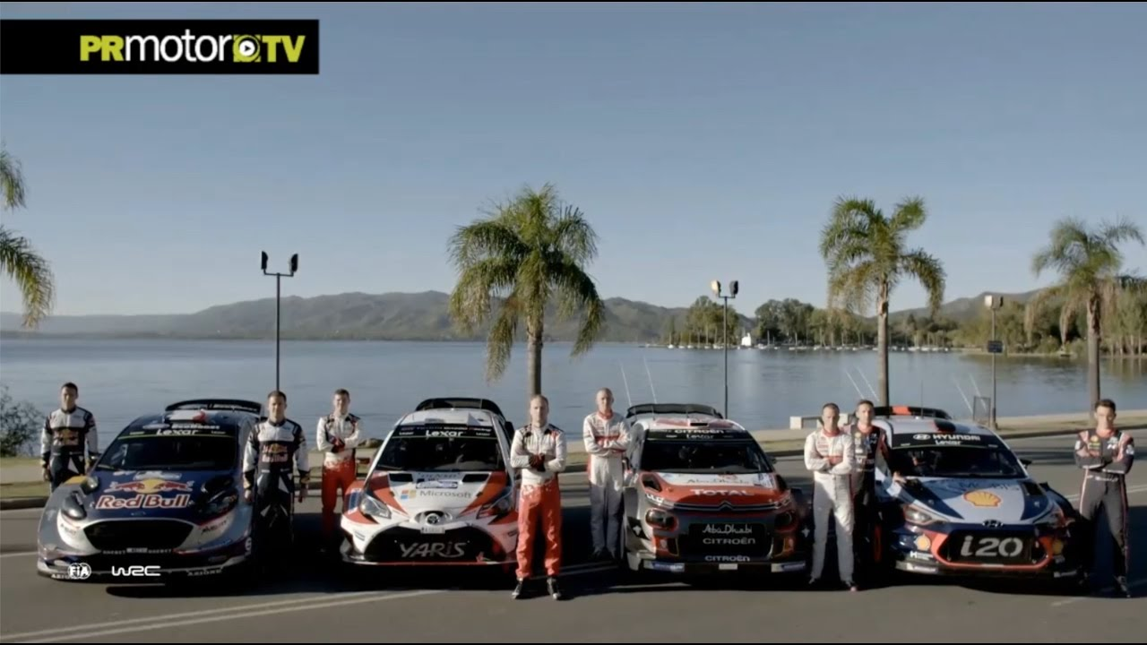 Previo Argentina FIA World Rally Championship 2017 Stop 5 - Material Completo en PRMotor TV Channel