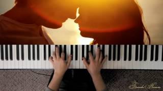 """""""Для меня нет тебя прекрасней"""". Кавер на пианино."""