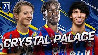 FIFA 19 CRYSTAL PALACE CAREER MODE #21 - THIS PLAYER IS INSANE & OVERPOWERED!!!