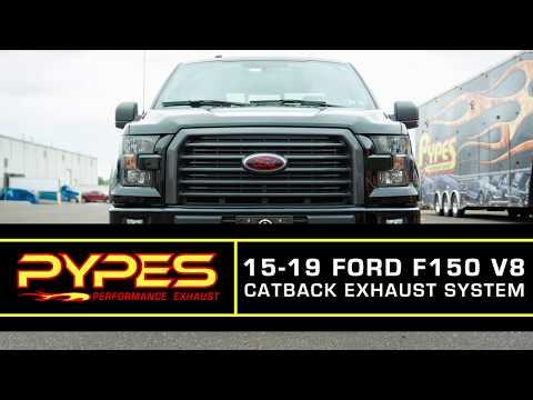 2015-20 F150 Side Exit CatBack Race Pro Exhaust 5.0L & 3.5L Ecoboost (SFT29R) Sound Clip