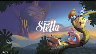 Official Angry Birds Stella (iOS / Android) Teaser Trailer