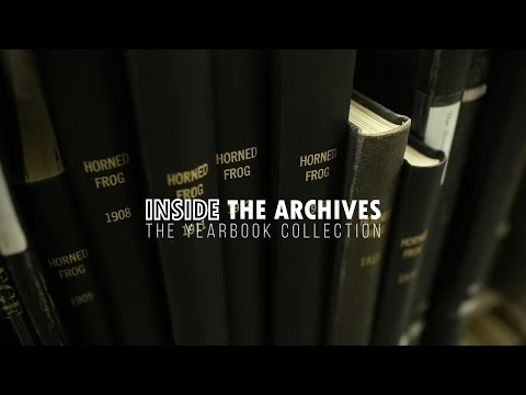 Inside the Archives: The Yearbook Collection