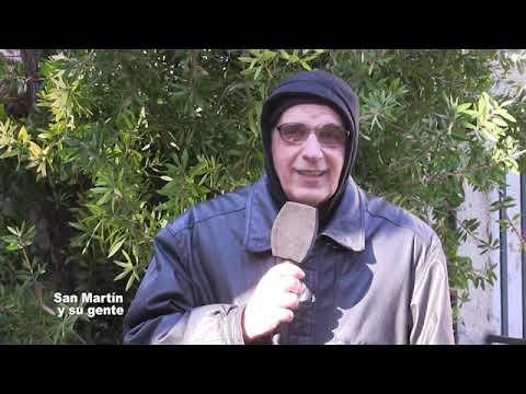 SAN MARTÍN Y SU GENTE 19.7.2020