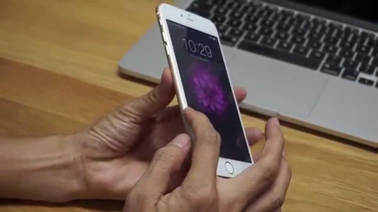 Trên tay iPhone 6 Plus nhái