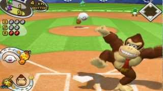 Mario Superstar Baseball - The Greatest Game Ever Played - Saved Plays #6 (GC)