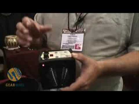 Radel Electronic Tanpura: Digital Drone From India