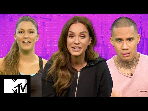Vicky Pattison Explains How To Get Buff Even If You're Lazy AF  | MTV Shows