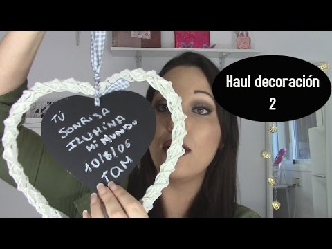 Haul decoraci n 2 ikea jysk maison du monde youtube for Decoracion jysk