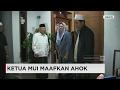 Kunjungi Ma'ruf Amin, Yenny Wahid Imbau Ahok Minta Maaf Langsung Ke Ketua MUI