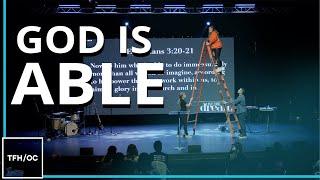 God Is Able || Biąnca Olthoff