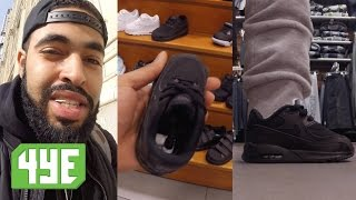 One of 4YE Vlogs's most viewed videos: How to Save Money at FootLocker
