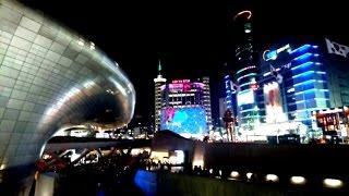 韓国 ソウル新羅ホテルと周辺 奨忠洞チョッパル通り