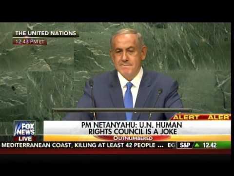 Netanyahu: The UN Begun as a Moral Force Has Become a Moral Farce