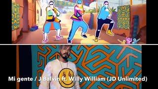 JUST DANCE 2018 - LISTA DE CANCIONES COMPLETA / FULL SONG LIST