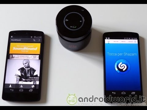 SoundHound vs Shazam: il confronto
