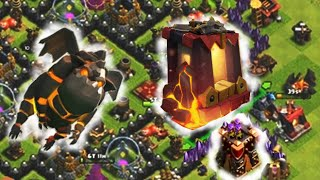 Clash of Clans Attacks - Lava Hound Strategy! Episode 115