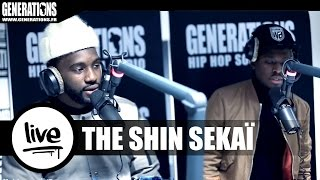 The Shin Sekaï - Aime Moi Demain (Live des studios de Generations)