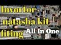Invortor kit natasha kit fiting