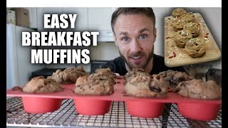 PowerFULL Breakfast Muffins (Vegan, Gluten-Free & AMAZING!)