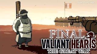 Valiant Hearts: The Great War (PS4) Прохождение игры #12: Казнь (Финал)