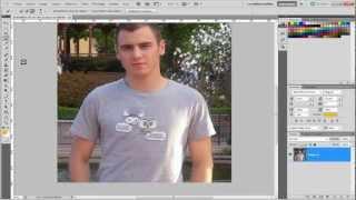 Tuto Photoshop cS5 I Détourer une photo