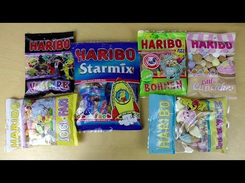 Water Haribo & Taste Test [6 Flavors Guide]