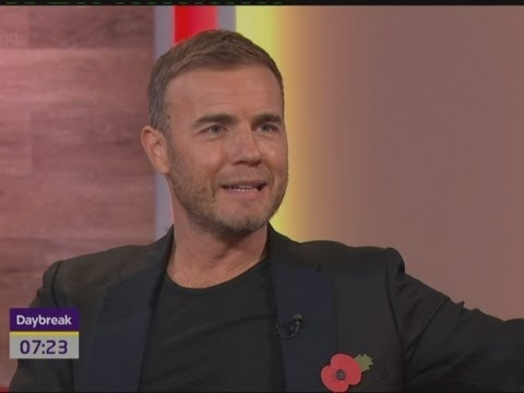 X FACTOR: Gary Barlow clears up rumours