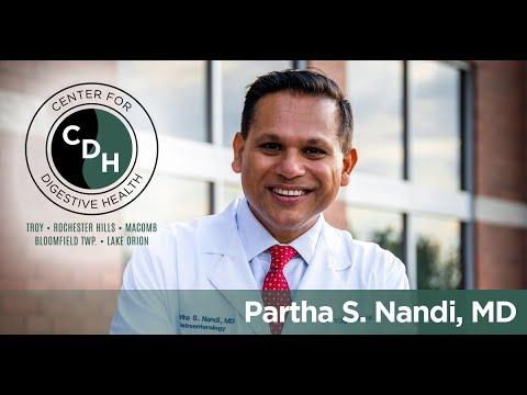 Partha Nandi, MD FACP - The Center For Digestive Health