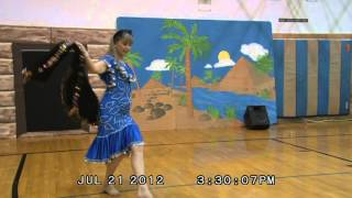 7-21-12 Belly Dancing (Medfest) @Hiawatha Pk (W Seattle) 31/31