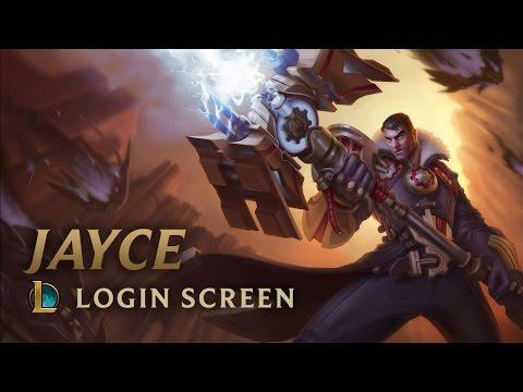 Jayce, the Defender